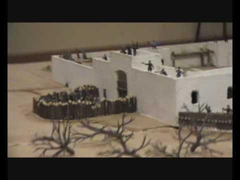Toy Replica Of The Alamo 100