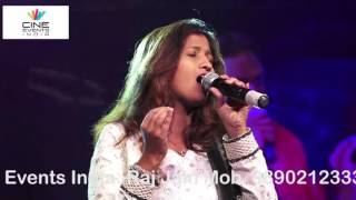 Cine Events.. Mumbai Singer.Sampada Goswami