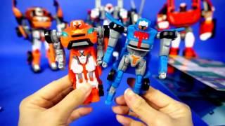 Обзор Роботы игрушки