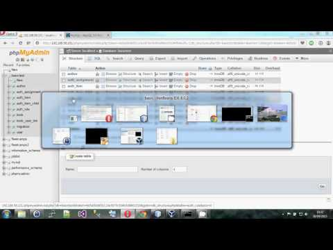 Yii 2.0 Part 15 - Database Migrations