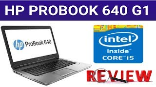 Hp Probook 640 G1 Notebook Review | Sohail Computers