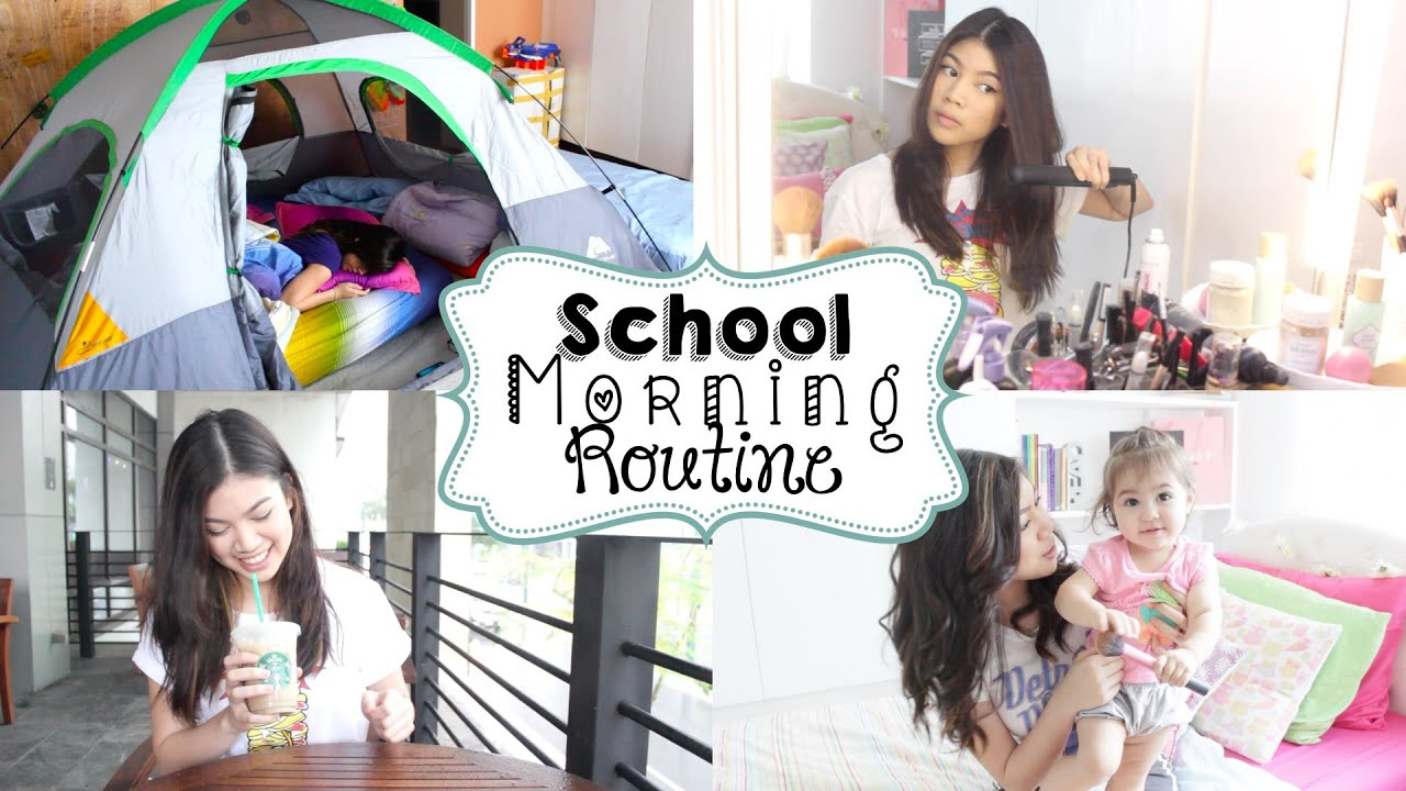 Homeschool Morning Routine 2015