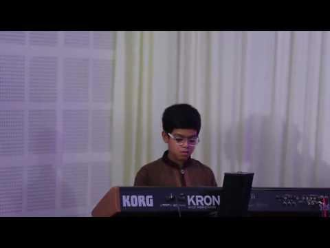Malare on keyboard # premam song keyboard version # Fadi's keyboard performance #