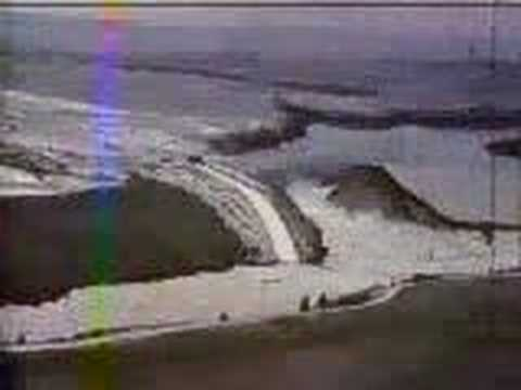 Teton Dam Collapse