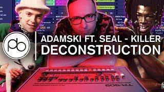 Adamski ft. Seal - 'Killer' Deconstruction in Ableton + Adamski Interview MP3