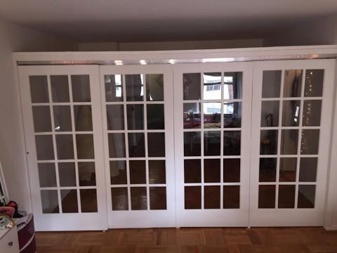 Sliding Door Room Dividers Home Depot YouTube