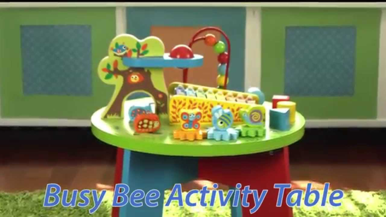Merveilleux Imaginarium   Garden Activity Table