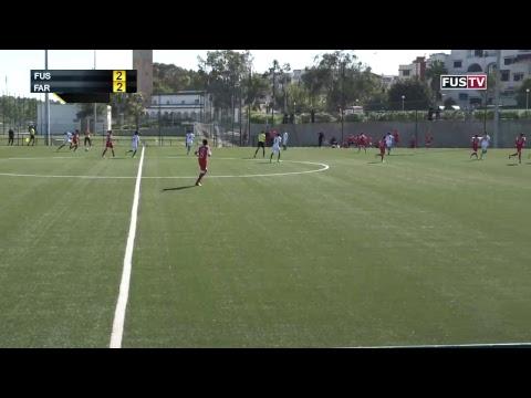 Championnat National U15-Demi-finale retour: FUS vs AS FAR