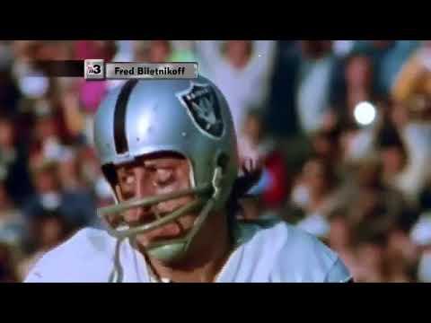 Fred Biletnikoff Highlights