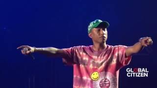 Pharrell William's Speech at the Global Citizen Hamburg Festival