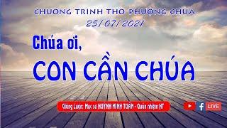 HTTL TÂN NGHĨA - Chương Trình Thờ Phượng Chúa - 25/07/2021
