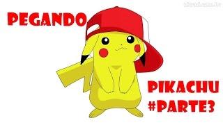 Pokemon Revolution Online - 3 Parte- # Pegando Pikachu