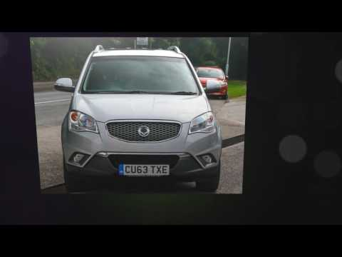 SsangYong Korando 2.0 EX 5dr Tip Auto 4WD for sale in Cwmbran, Gwent