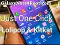How to Root any Lolipop, Kitkat Android Device just one click