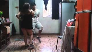 Bailando Bachata - Ana Carina - amandote