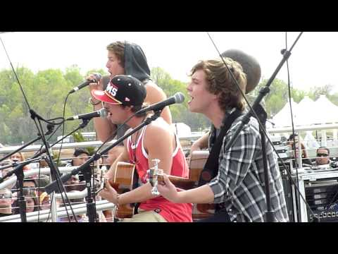 Emblem3 - One Day - National Harbor Waterfront Plaza, MD
