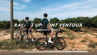 WE RACED UP MONT VENTOUX - TEAM GIANT VS. TEAM CANYON