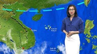 Tin Dự Báo Thời Tiết Hôm Nay (19h - 15/6/2018) | Bản Tin Thời Tiết Hôm Nay