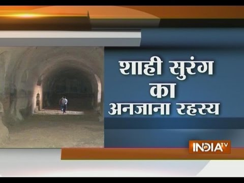 Over 200 Years Old Tunnels Found at Kaiserbagh Area in Lucknow