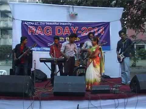 DHAKA UNIVERSITY RAG DAY-2014 (Law 37th Batch)