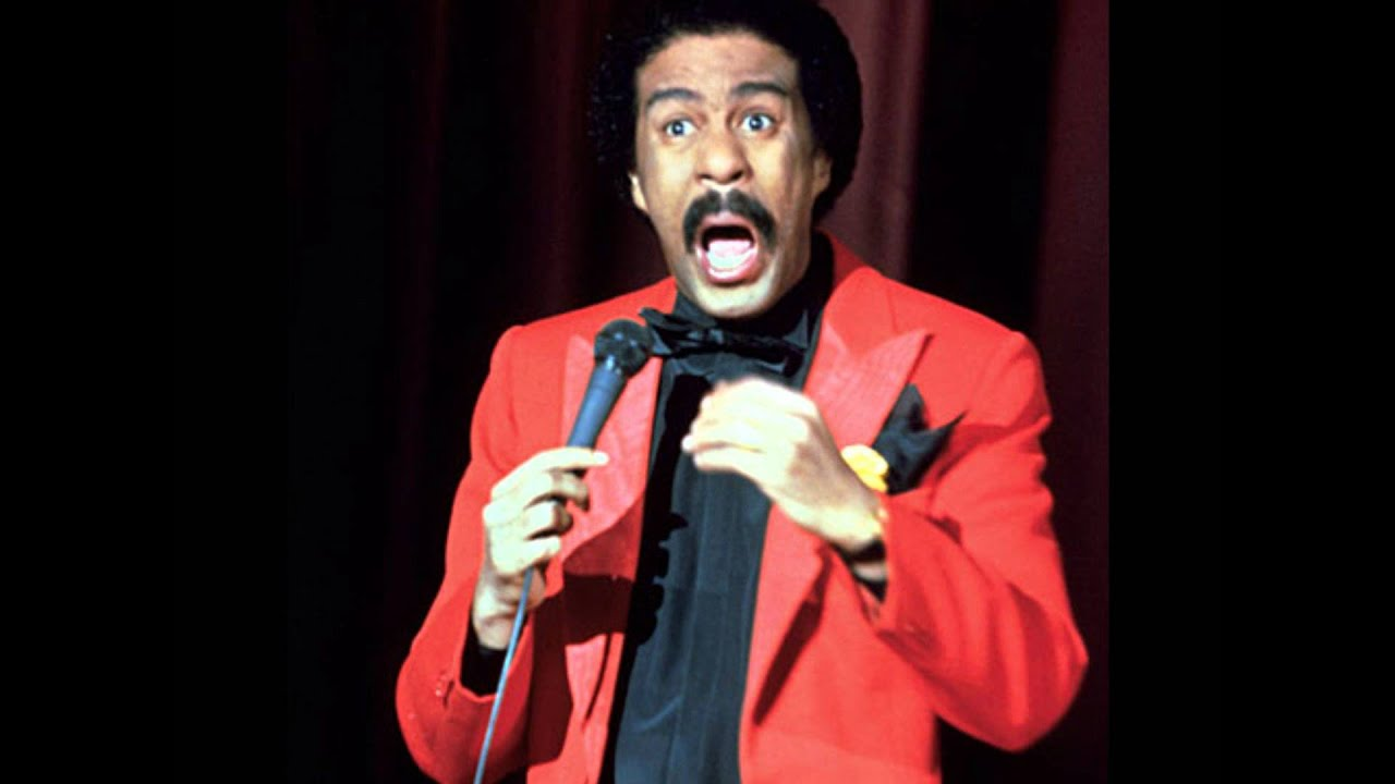 Black Comedians - Richard Pryor