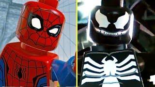 Venom Full Game Movie Playthrough 2018 (HD) | VG |