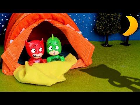 ⚡ PJ MASKS ⚡ Los Héroes En Pijama Descubren Que Buhita Es Sonámbula | Videos En Español Para Niños