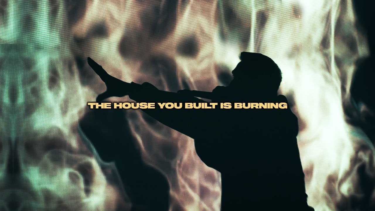 Justice For The Damned - The House You Built Is Burning (Official Music Video)