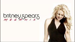 Britney Spears - Megamix 2012