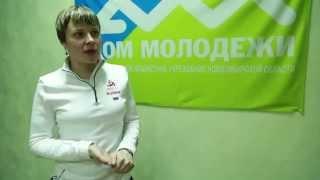 Анна Богалий о Волонтерском корпусе Дома молодежи НСО