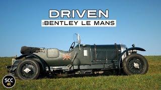 4K - BENTLEY 4 ½ Litre / 4,5 Ltr LE MANS PETERSEN SPECIAL 1935   Engine sound   SCC TV