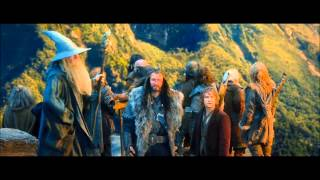 The Hobbit: An Unexpected Journey - Ending scene (Full HD)