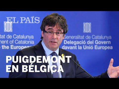 CARLES PUIGDEMONT | El expresidente de la Generalitat de Cataluña vuelve a B´élgica junto a Quim ...