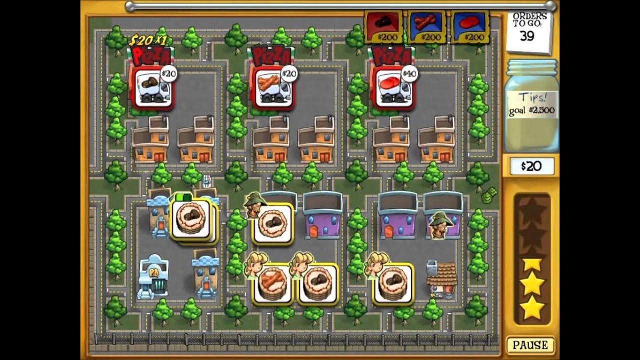 Pizza Frenzy Скачать Игру - фото 2