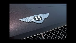 Inside Bentley - A Great British Motor Car (Documentary)