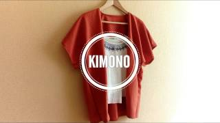 Gambar cover Nasıl Yapılır? - Kimono / How To Sew a Kimono?