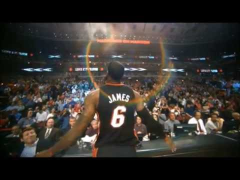 LeBron James Miami Heat 2010-2014 Mix