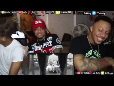 Drake - Nonstop Video Reaction