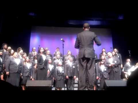 Wiley College A capella Choir Performance