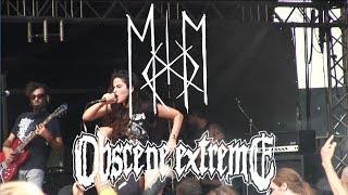 Moom - Obscene Extreme 2017 - Trutnov - Czech Republic - Dani Zed