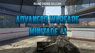 Minitage #1 - Advanced Warfare