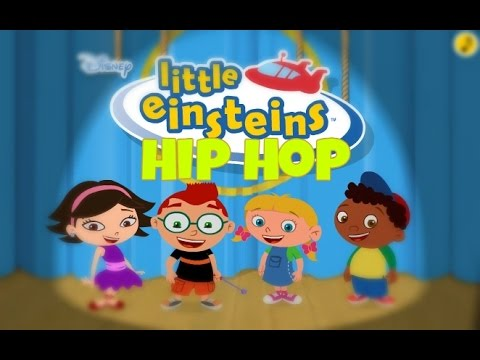 LITTLE EINSTEINS Hip Hop Remix! Remix Maniacs