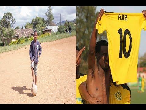 Kutana na DOGO kutoka IRINGA mwenye NDOTO za kuwa AJIBU au RONALDO