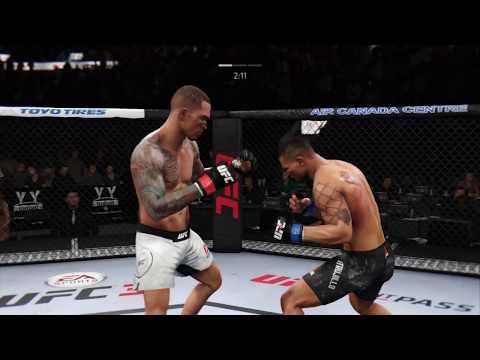 Ultra Real | EA SPORTS™ UFC® 3: Yancy Medeiros vs. Abel Trujillo