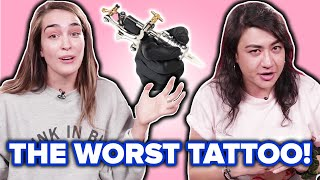 People Share Their Tattoo Horror Stories