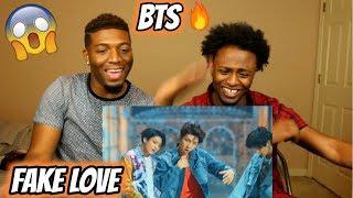 BTS (방탄소년단) 'FAKE LOVE' Official MV (REACTION)
