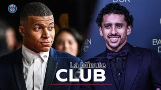 VIDEO: LA MINUTE CLUB - LA CEREMONIE DU BALLON D'OR