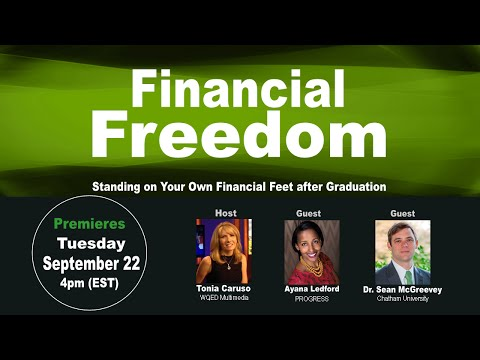 Financial Freedom: Standing On Your Own Financial Feet After Graduation