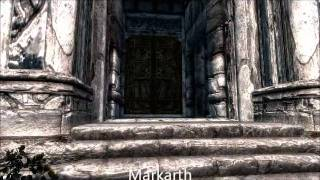 The Elder Scrolls V Skyrim Cities