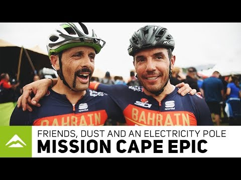 MISSION CAPE EPIC – FRIENDS, DUST AND AN ELECTRICITY POLE